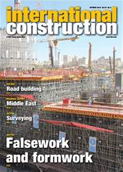International Construction October 2015 issue International Construction October 2015