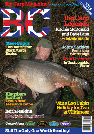 Big Carp Magazine Preview