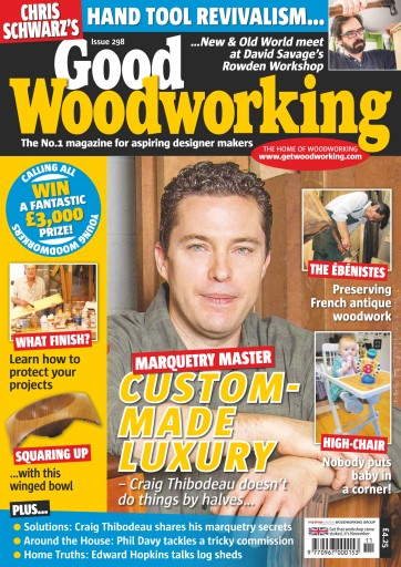 Good Woodworking Magazine November 2015 Subscriptions Pocketmags