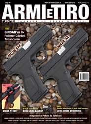 Armi e Tiro Ekim 2015 issue Armi e Tiro Ekim 2015