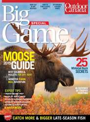 BIg Game 2015 issue BIg Game 2015