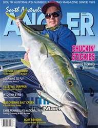 SA Angler - October/November 2015 issue SA Angler - October/November 2015