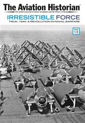 The Aviation Historian Magazine Magazine Cover