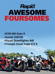 Rapid Specials: Awesome Foursomes issue Rapid Specials: Awesome Foursomes