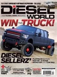 Diesel World Magazine Cover