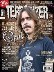 Terrorizer 264 issue Terrorizer 264