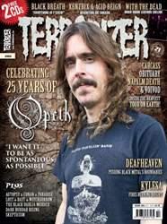 Terrorizer Magazine Magazine Cover