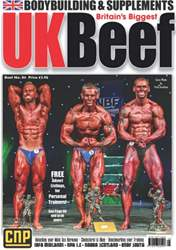 The Beef Magazine Magazine Cover