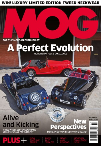MOG Magazine Preview