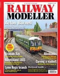 Railway Modeller November 2015 issue Railway Modeller November 2015