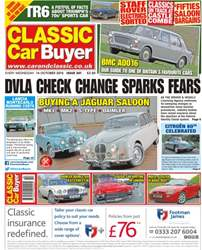 No. 300 DVLA Check Change Sparks Fears issue No. 300 DVLA Check Change Sparks Fears