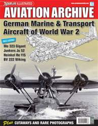 German Marine & Transport Aircraft of WW2 issue German Marine & Transport Aircraft of WW2