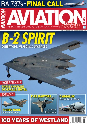 Aviation News incorporating JETS Magazine Digital Issue