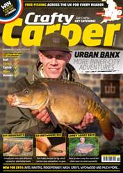Crafty Carper November 2015 issue Crafty Carper November 2015