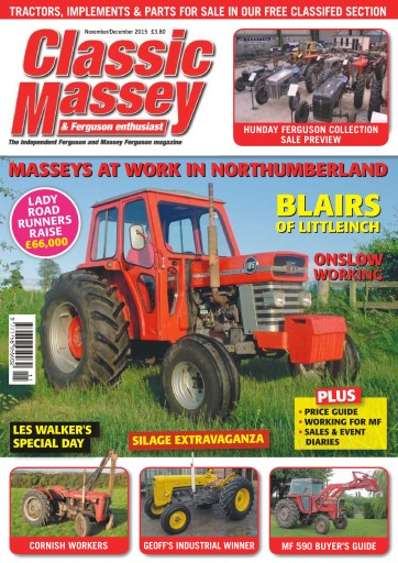 Classic Massey Digital Issue
