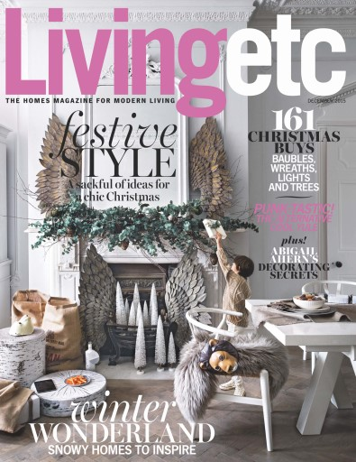 Title Cover Preview Living Etc