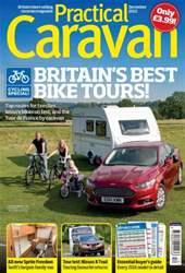Practical Caravan Magazine Cover