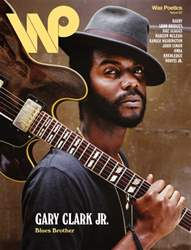 Issue 63 - Gary Clark Jr. / Raury issue Issue 63 - Gary Clark Jr. / Raury