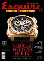 ULTIMATE WATCH GUIDE 2015 issue ULTIMATE WATCH GUIDE 2015