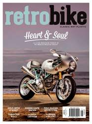 Retrobike Magazine Cover
