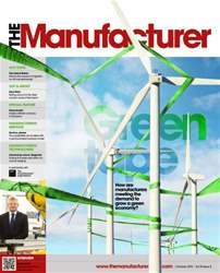 The Manufacturer October 2015 issue The Manufacturer October 2015