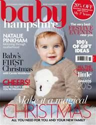 Nov/Dec 2015 issue Nov/Dec 2015