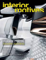 Interior Motives Autumn 2015 issue Interior Motives Autumn 2015