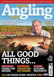Coarse Angling Today issue Coarse Angling Today