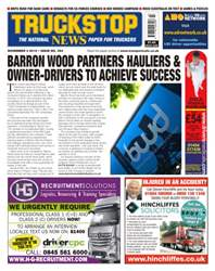 No. 354 Barron Wood Partners Hauliers & Owner-Drivers to Achieve Success issue No. 354 Barron Wood Partners Hauliers & Owner-Drivers to Achieve Success
