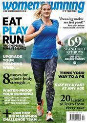 women's running - Dec-15 issue women's running - Dec-15