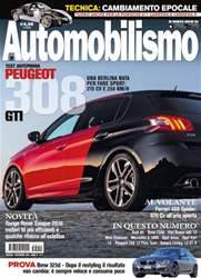 Automobilismo 11 2015 issue Automobilismo 11 2015