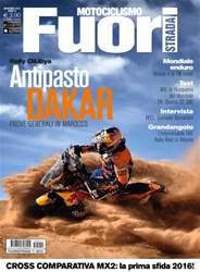 Motociclismo Fuoristrada 11 2015 issue Motociclismo Fuoristrada 11 2015