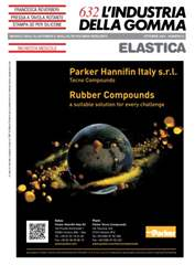 L'Industria della Gomma - ottobre 2015 issue L'Industria della Gomma - ottobre 2015