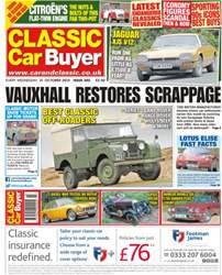 No. 301 Vauxhall Restores Scrappage issue No. 301 Vauxhall Restores Scrappage