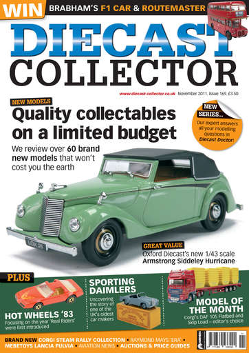 Diecast Collector Digital Issue
