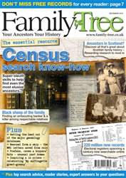 Family Tree December 2015 issue Family Tree December 2015