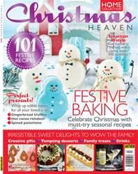 Food Heaven Magazine Cover