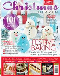 Christmas Heaven issue Christmas Heaven