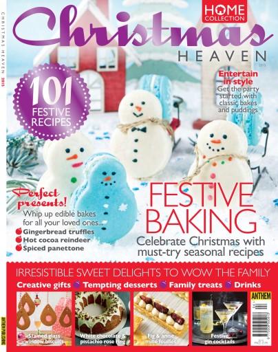 Cake Decorating Heaven Menai : Cake Decorating Heaven Magazine - Christmas Heaven ...