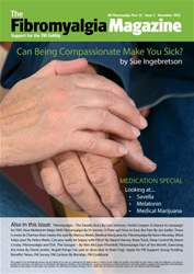 Fibromyalgia  Magazine November 2015 issue Fibromyalgia  Magazine November 2015