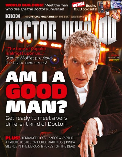 Doctor Who Magazine Preview