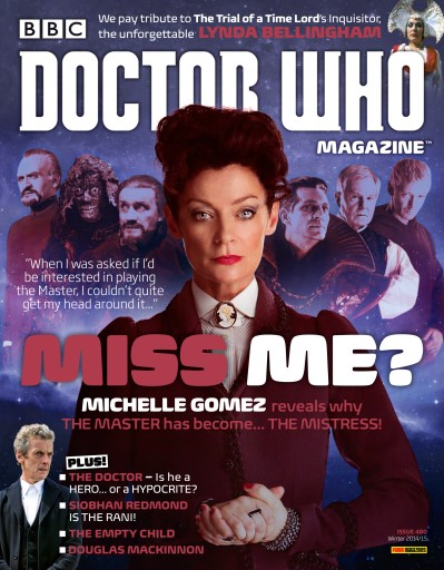 Doctor Who Magazine Digital Issue