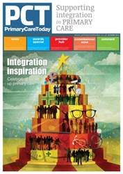 Primary Care Today Autumn 2015 issue Primary Care Today Autumn 2015