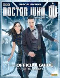 DWM Special 37 – The Definitive Guide to the 2013 Series issue DWM Special 37 – The Definitive Guide to the 2013 Series