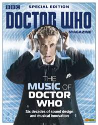 DWM Special 41 – The Music of Doctor Who issue DWM Special 41 – The Music of Doctor Who