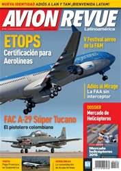 Avion Revue Internacional Latino Magazine Cover