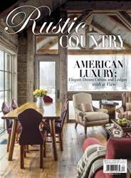 Rustic Country winter 2015 issue Rustic Country winter 2015