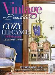 Vintage Beautiful Winter 2015 issue Vintage Beautiful Winter 2015