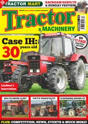 Vol. 22 No 1 Case IH: 30 Years Old issue Vol. 22 No 1 Case IH: 30 Years Old
