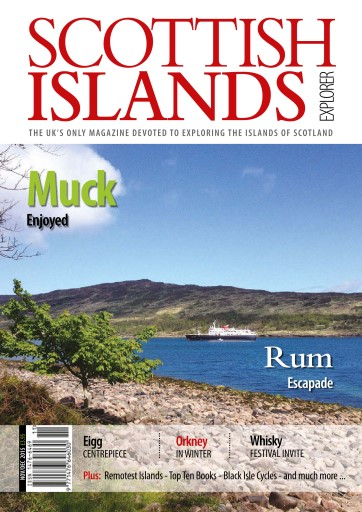 Scottish Islands Explorer Digital Issue